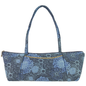 Millie Lupurse in Blooming Blue
