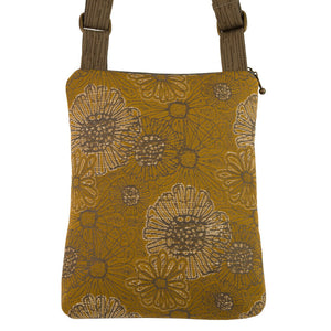 Pocket Bag in Blooming Saffron