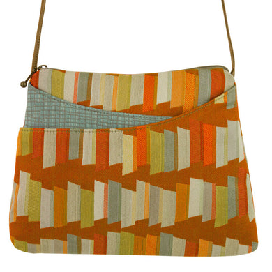 The Sparrow Bag in Juju Orange