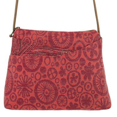 The Sparrow Bag in Sangria