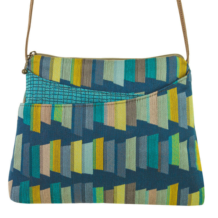 The Sparrow Bag in Juju Teal
