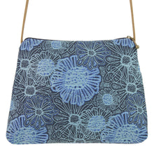 Load image into Gallery viewer, The Sparrow Bag in Blooming Blue
