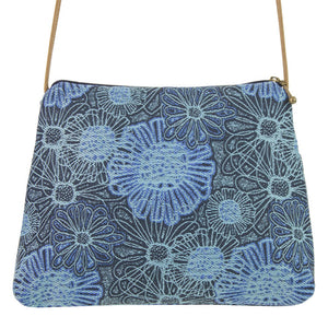 The Sparrow Bag in Blooming Blue