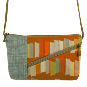 Tomboy Purse in Juju Orange