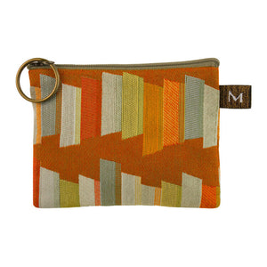 Coin Purse in Juju Orange
