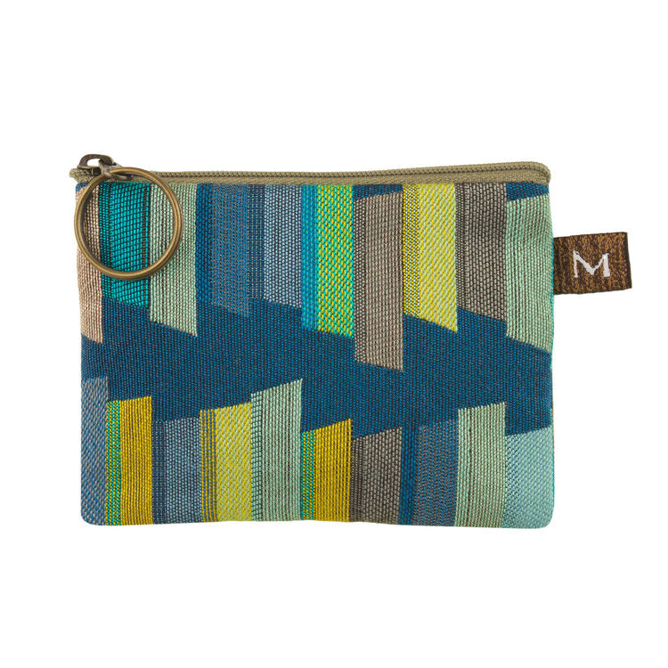 Coin Purse in Juju Teal