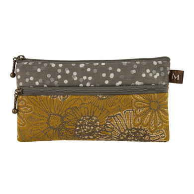 The Heidi Wallet in Blooming Saffron