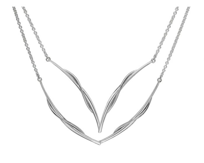 Vineyard Swing Necklace Sterling Silver