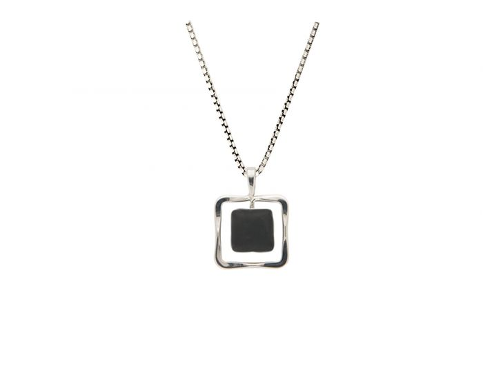 Zenith Necklace Onyx