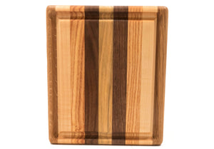 Small Grooved Cutting Board