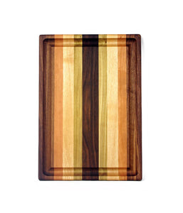 Cutting Board With Channel