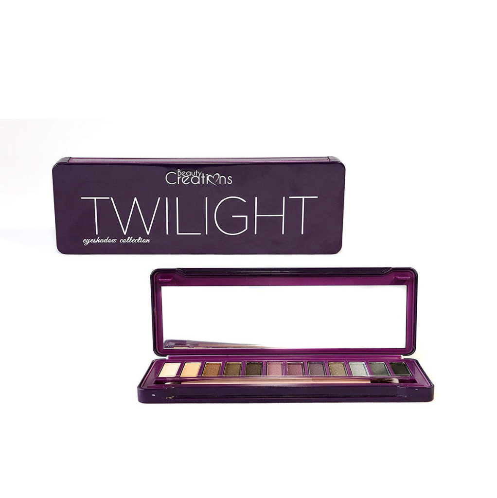 BEAUTY CREATIONS TWILIGHT SOMBRAS