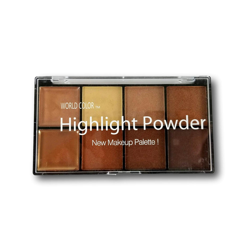 HIGHLIGHT POWDER WORLD COLOR
