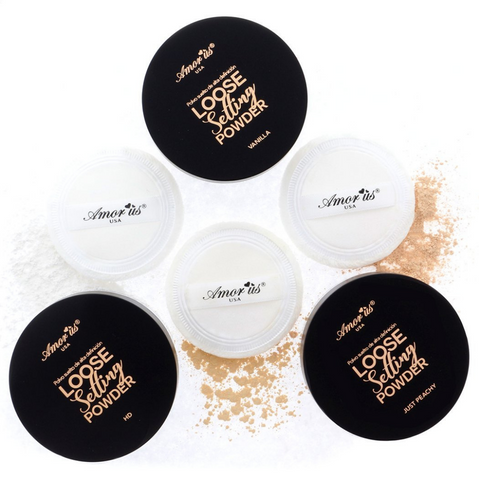 LOOSE SETTING  POWDER AMOR US