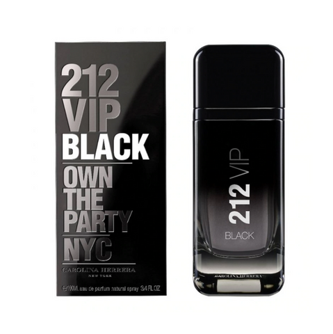 212 Vip Black Men by Carolina Herrera