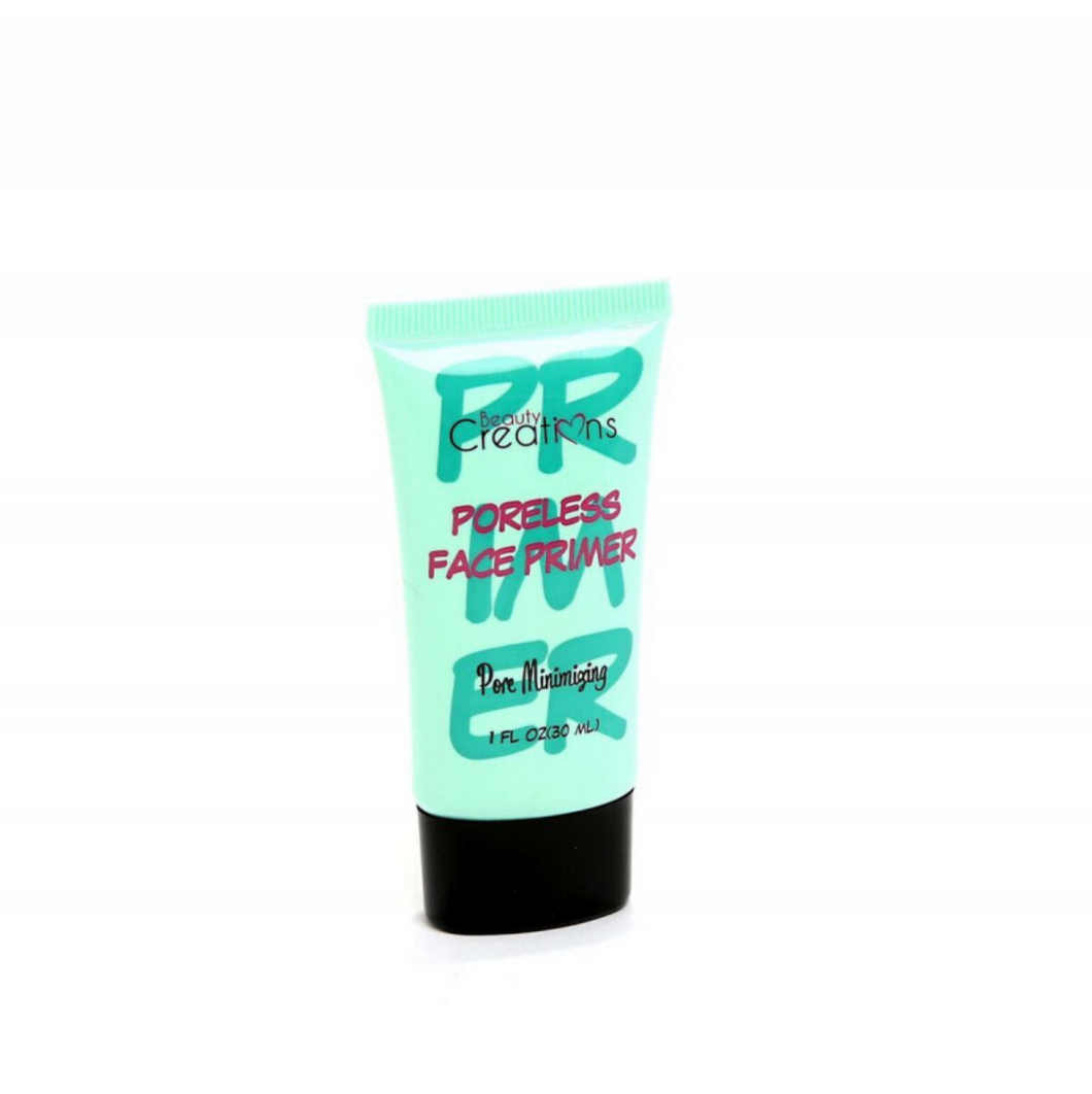 PORELESS FACE PRIMER BEAUTY CREATIONS