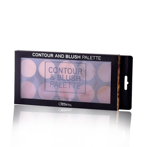 CONTOUR & BLUSH BEAUTY CREATIONS