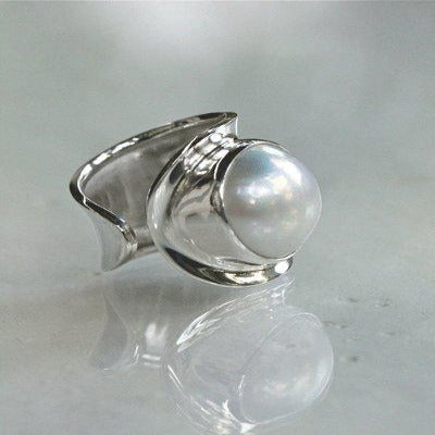 Silver Chilli Doris Ring