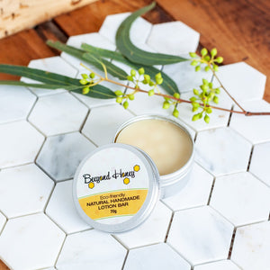 Beeyond Honey Handmade Lotion Bar