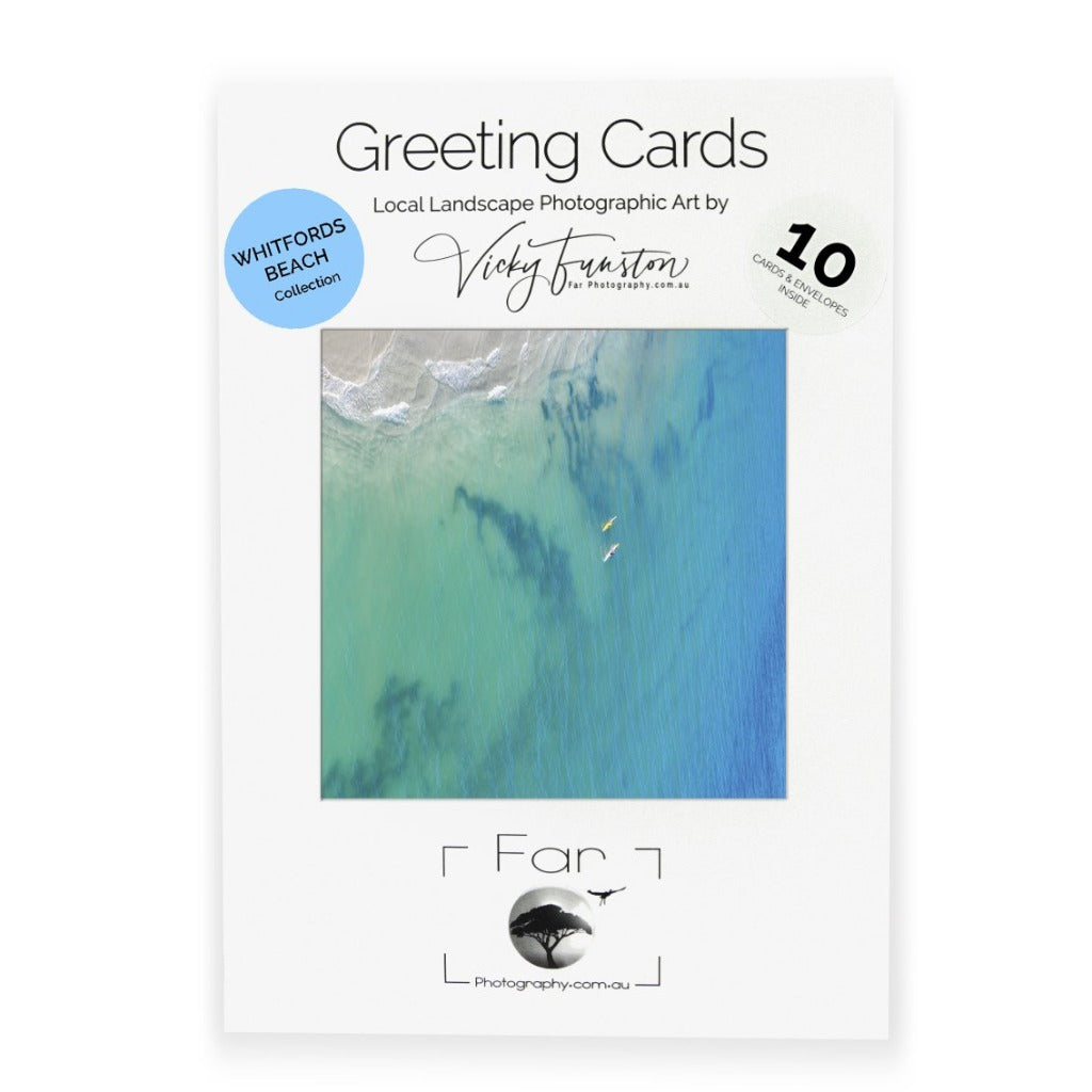 Far Photography Whitfords Beach Card Collection