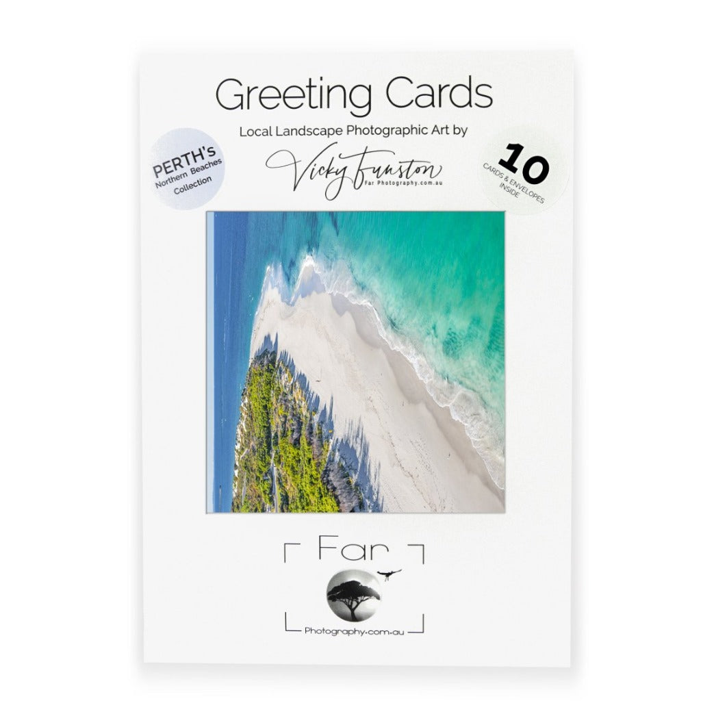 Far Photography Perth's Northern Beaches Greeting Card Collection