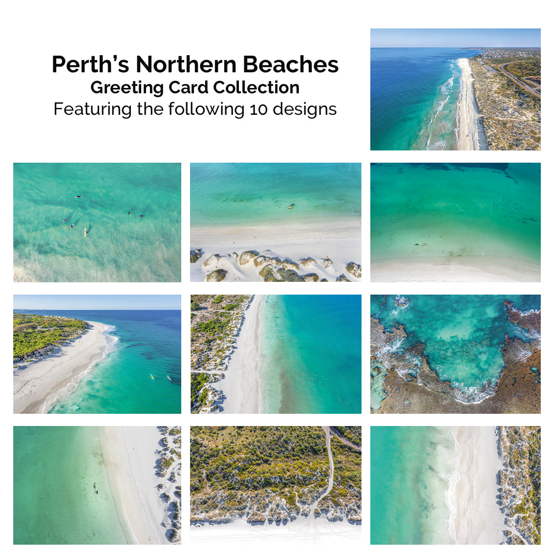 Far Photography Northern Beaches Card Collection