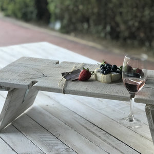 Rustic Chix Portable Picnic Table