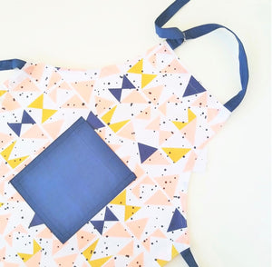 Pepe and Peach $25 Kids Apron