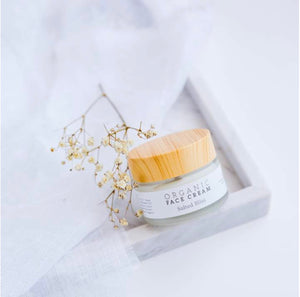 Salted Bliss $32 Organic Face Cream