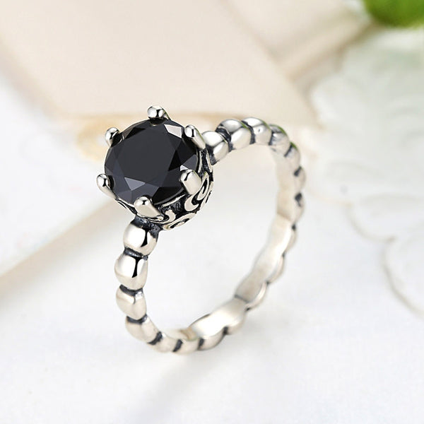 Rings Kuro CZ S925 Ring - Mythical Kitty