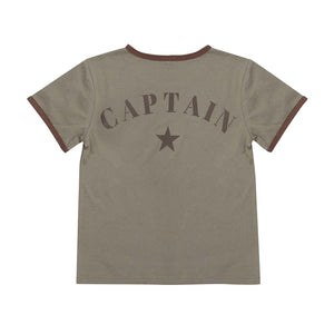 Captain T-Shirt - Grass