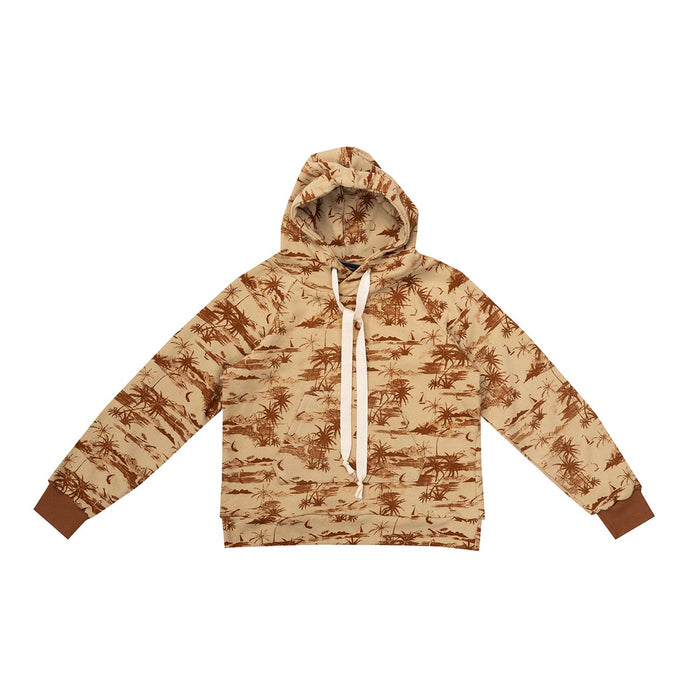 Hunter Sweater - Mahalo - Husk