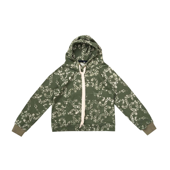 Hunter Sweater - Serpent - Lawn