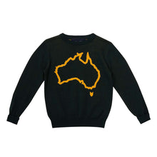 Island Home Jumper - Olympic PRESALE