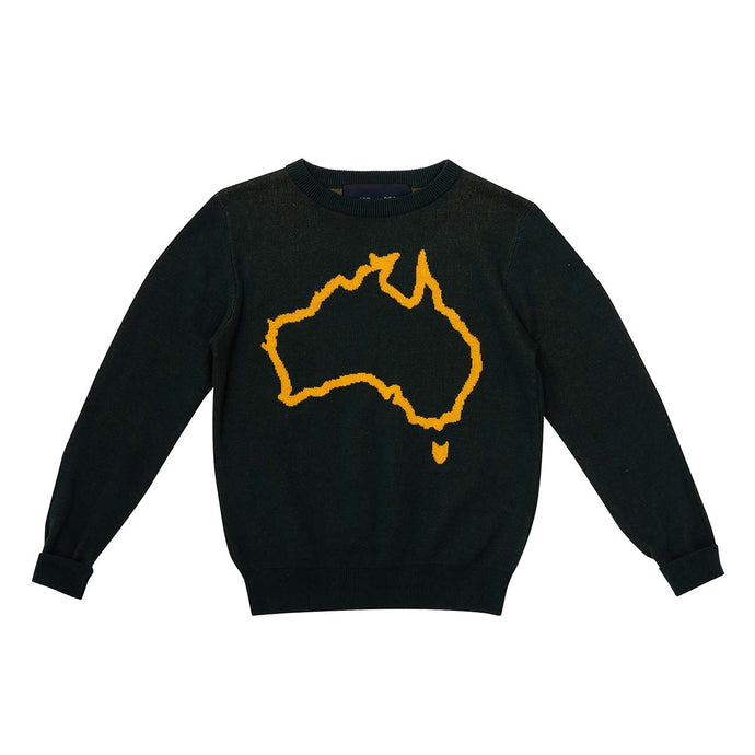 Island Home Jumper - Olympic
