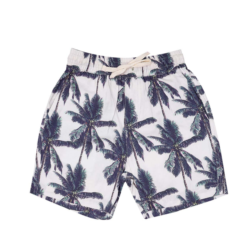 Jed Shorts - Palm Beach Print