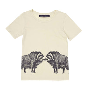 Nixon T-Shirt - Double Beef - Rock