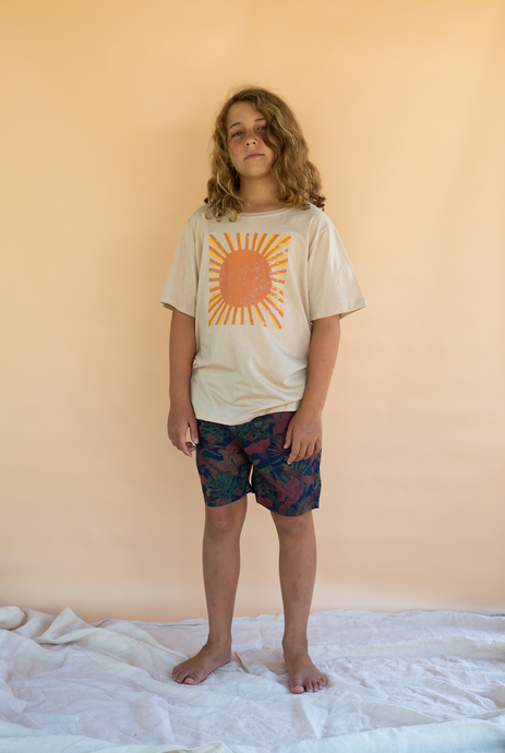 Lewis T-Shirt - Canvsa Southern Sun