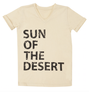 Frank T-Shirt -Starkers - sun of the desert