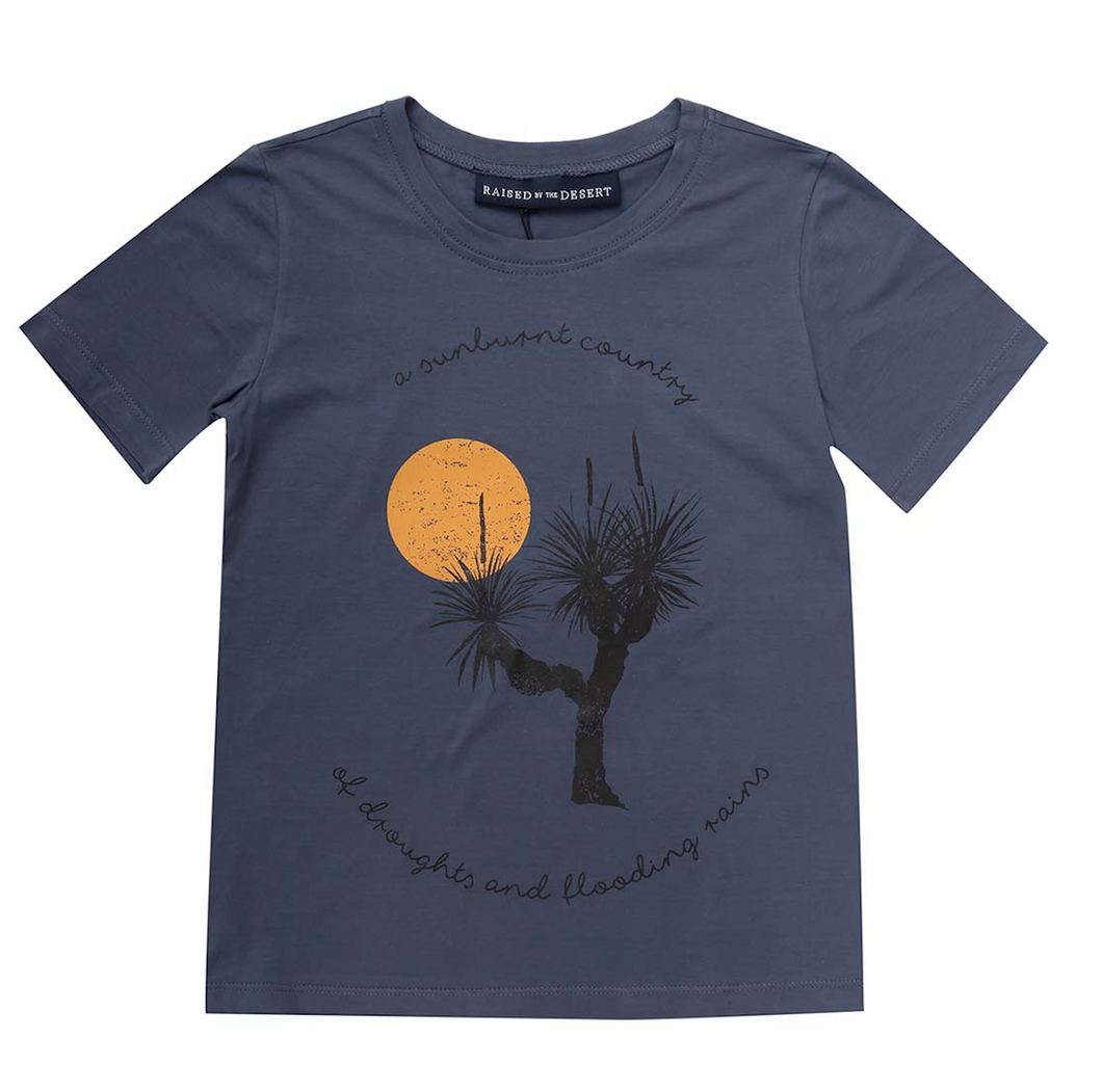 Lewis T-Shirt - Sunburn Deep Sea