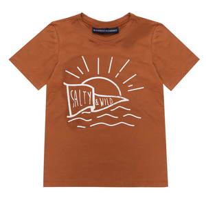 Lewis T-Shirt - Salty Mud