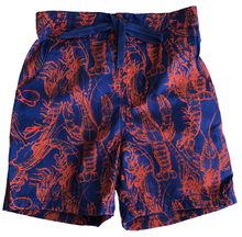 Jackson Shorts - Prawn Cracker Navy