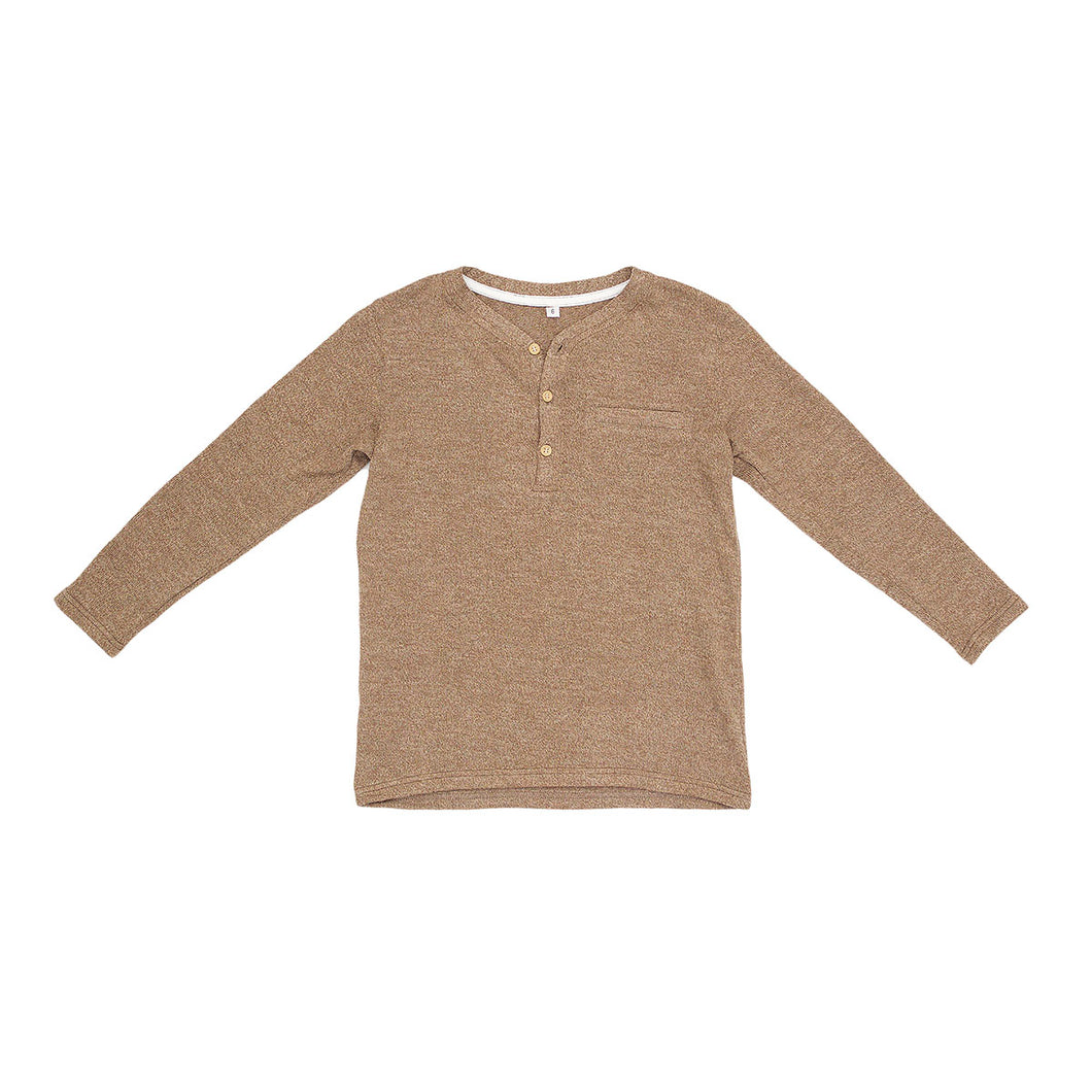 Sunday L/S Top - Pinecone