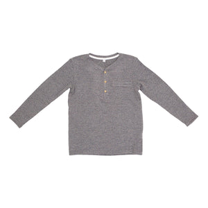 Sunday L/S Top - Seagull