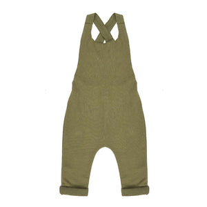 Menace Overalls - Moss