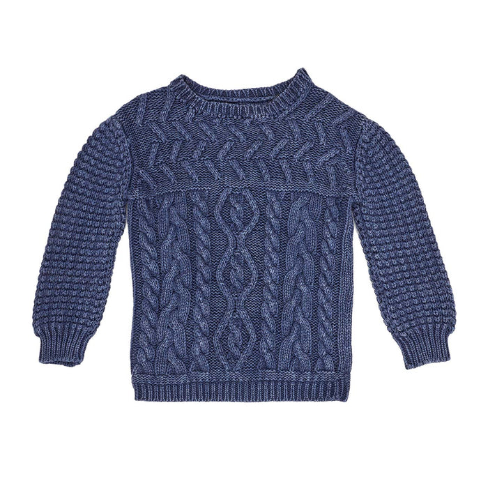 Slip Knot Jumper - Denim