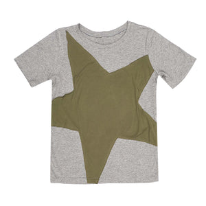 Star Sailor T-Shirt - Moss