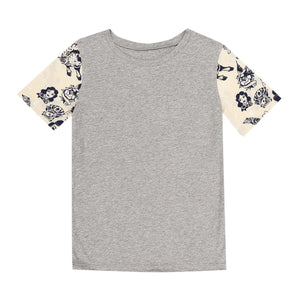 Strong Arm T-Shirt - Grey