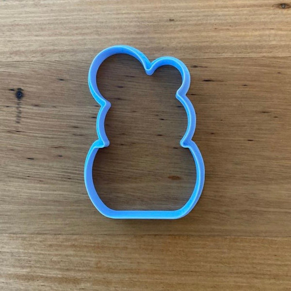 Cactus Cookie Cutter Style #3 measures approx. 90mm tall by 62mm wide. Perfect when paired with our Llamas! Take a look at the cute designs!