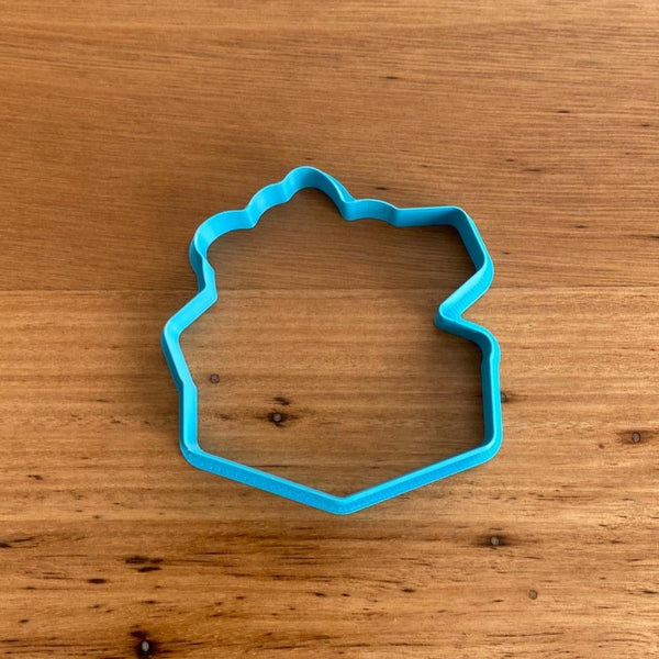 Christmas Present Gift Cookie Cutter & Stamp NEW FOR 2020